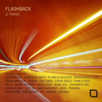 Various Artists - Tronic Flashback