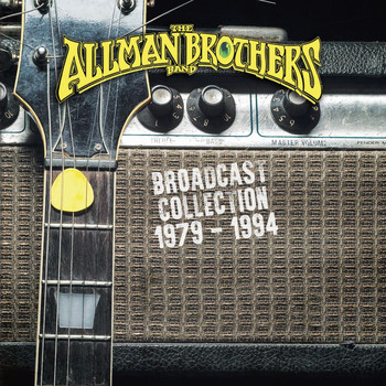 The Allman Brothers Band - Broadcast Collection 1979 - 1994