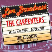 The Carpenters - Live Broadcast 31st May 1974  The Budokan, Tokyo