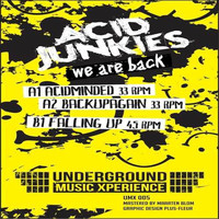 Acid Junkies - We Are Back