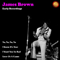 James Brown - Early Recordings