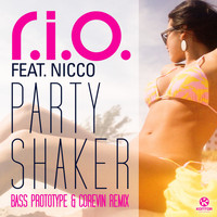 R.I.O. feat. Nicco - Party Shaker (Bass Prototype & Corevin Remix)