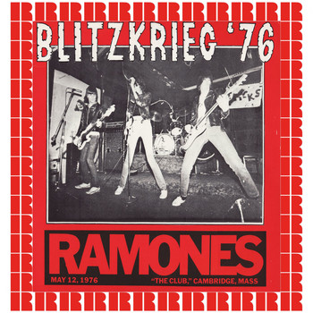 Ramones - Blitzkrieg, 1976 (Hd Remastered Edition)