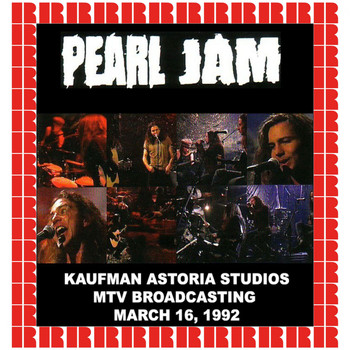 Pearl Jam - MTV Unplugged, 1992 (Hd Remastered Edition)