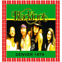 Blackfoot - Rainbow Music Hall, Denver, 1979 (Hd Remastered Edition)