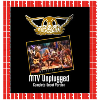 Aerosmith - MTV Unplugged, Ed Sullivan Theater, New York, August 11th, 1990 (Hd Remastered Edition)