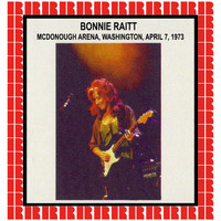 Bonnie Raitt - McDonough Arena, Georgetown University, Washington DC, April 7, 1973 (Hd Remastered Edition)