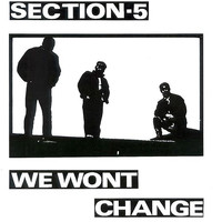 Section 5 - We Won't Change (Explicit)