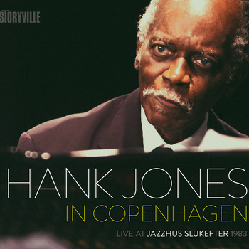 Hank Jones, Shelly Manne & Mads Vinding - Live at Jazzhus Slukefter 1983