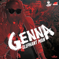 Elephant Man - Genna - Single