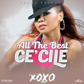 Cecile - All the Best - Single