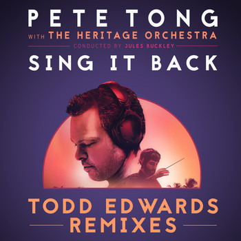Pete Tong - Sing It Back (Todd Edwards Remixes)