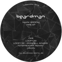 Mark Broom - Fire EP