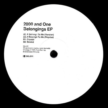 2000 And One - Belongings EP