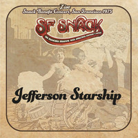 Jefferson Starship - Live: Snack Benefit Concert, San Francisco 1975