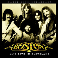 Boston - 1976 Live in Cleveland