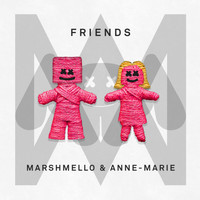 Marshmello & Anne-Marie - FRIENDS (Explicit)