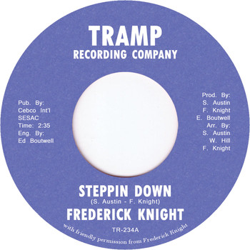 Frederick Knight - Steppin Down