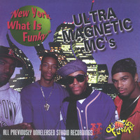 Ultramagnetic MCs - New York What Is Funky