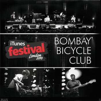 Bombay Bicycle Club - iTunes Live: London Festival '10