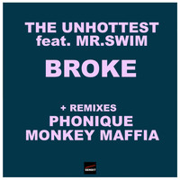 The Unhottest - Broke EP