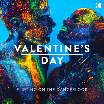 Various Artists - Valentine's Day (Flirting on the Dancefloor)