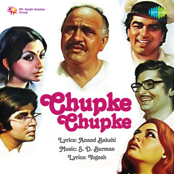 S.  D.  Burman - Chupke Chupke (Original Motion Picture Soundtrack)
