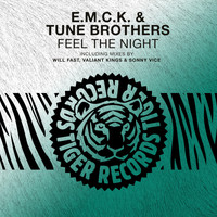 E.M.C.K. & Tune Brothers - Feel the Night (Radio Mixes)