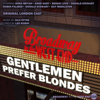 Original London Cast - Gentlemen Prefer Blondes (Original London Cast)