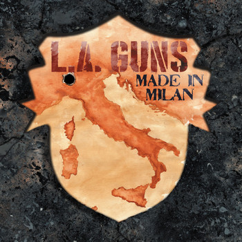 L.A. Guns - Made in Milan