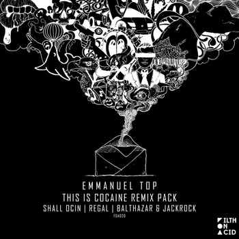 Emmanuel Top - This Is Cocaine Remix Pack