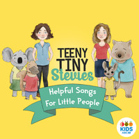 Teeny Tiny Stevies - Helpful Songs For Little People