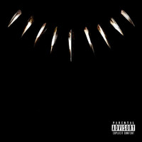 Kendrick Lamar - Black Panther The Album Music From And Inspired By (Explicit)