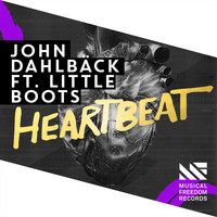 John Dahlback - Heartbeat (feat. Little Boots)