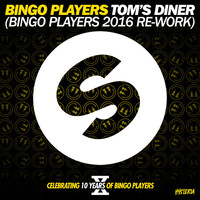 Bingo Players - Tom's Diner (Bingo Players 2016 Re-Work)