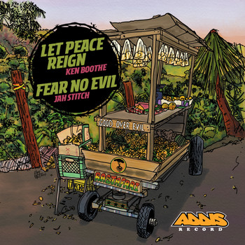 Ken Boothe - Let Peace Reign / Fear No Evil
