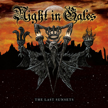 Night In Gales - The Abyss / The Last Sunsets