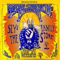 Sly & The Family Stone - Texas International Pop Festival - Remastered