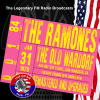 The Ramones - Legendary FM Broadcasts - The Old Wardorf,  San Francisco CA 31st January 1978