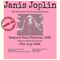 Janis Joplin - Live At The Newport Folk Festival 1968