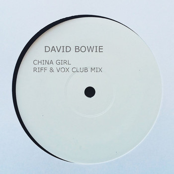 David Bowie - China Girl (Riff & Vox Club Mix)