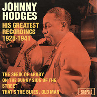 Johnny Hodges - His Greatest Recordings