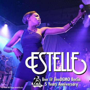 Estelle - Live @ Livedemo Berlin 5 Years Anniversary