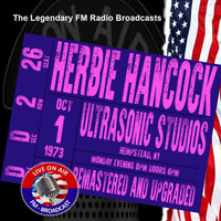 Herbie Hancock - Legendary FM Broadcasts - Ultrasonic Studios, Hempstead NY 1st October 1973