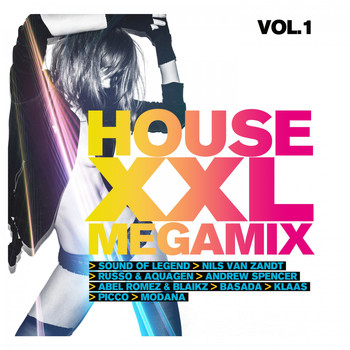 Various Artists - House Xxl Megamix, Vol. 1