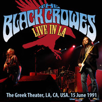 The Black Crowes - Live In LA - Greek Theater 15 Jun 91 - Remastered