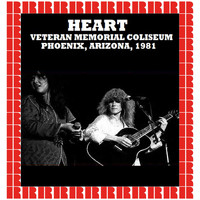 Heart - Veterans Memorial Coliseum Phoenix, Arizona, USA 1981 (Hd Remastered Edition)