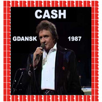 Johnny Cash - Gdansk, Poland, August 22nd, 1987 (Hd Remastered Edition)