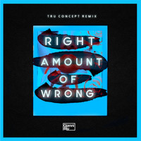 Gianni Blu - Right Amount of Wrong (TRU Concept Remix)