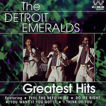 The Detroit Emeralds - Greatest Hits